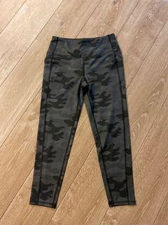 迷彩色 DSG M號 運動褲