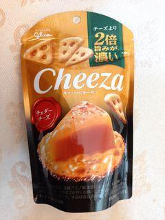 好市多 Glico Cheeza 巧達起司脆餅