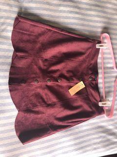 AE 短裙
