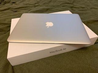 "Apple Macbook Air 13""-精省好物(共256G+4G Ram)"