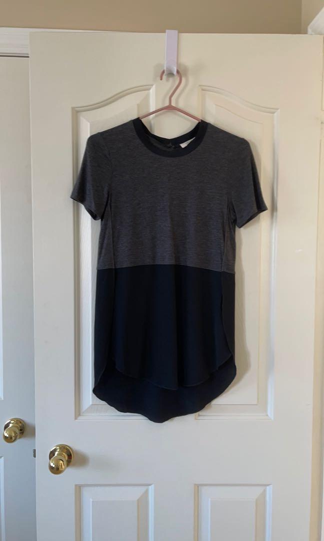 Aritzia Capucine Shirt xxs