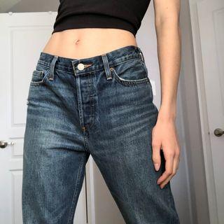 Aritzia Denim Forum ex-boyfriend jeans