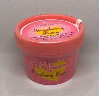 【ARWIN雅聞/BIOCHEM倍優】Ice Queen氨基酸美容皂 100ml (草莓奶昔)