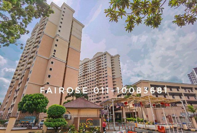 Cengal Condominium Bandar Sri Permaisuri Cheras KL