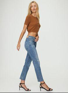 Citizens of Humanity Emerson Boyfriend Jeans Size 26 FREE SHIPPING