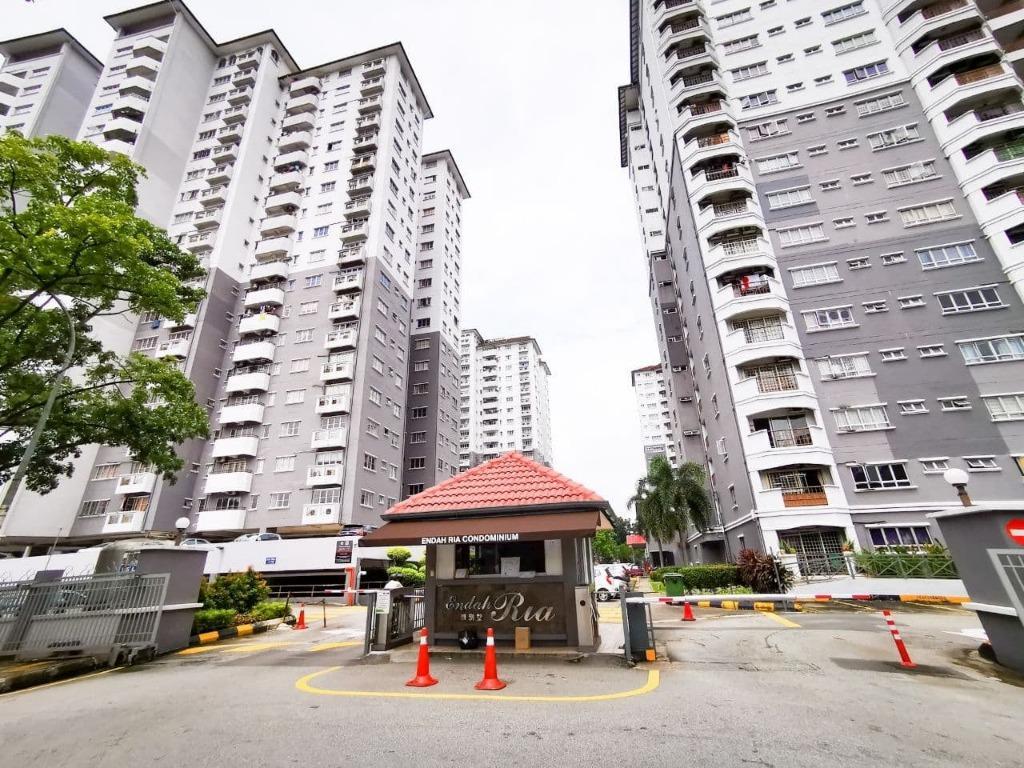 Endah Ria Condominium at Sri Petaling