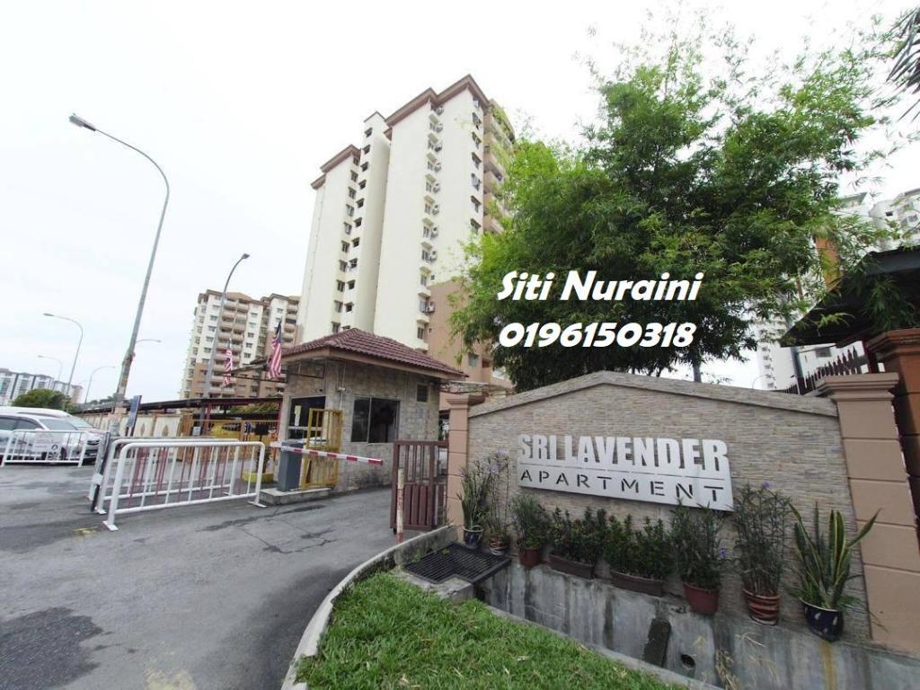 Fully Furnished Apartment Sri Lavender, Taman Sepakat Indah 2, Kajang
