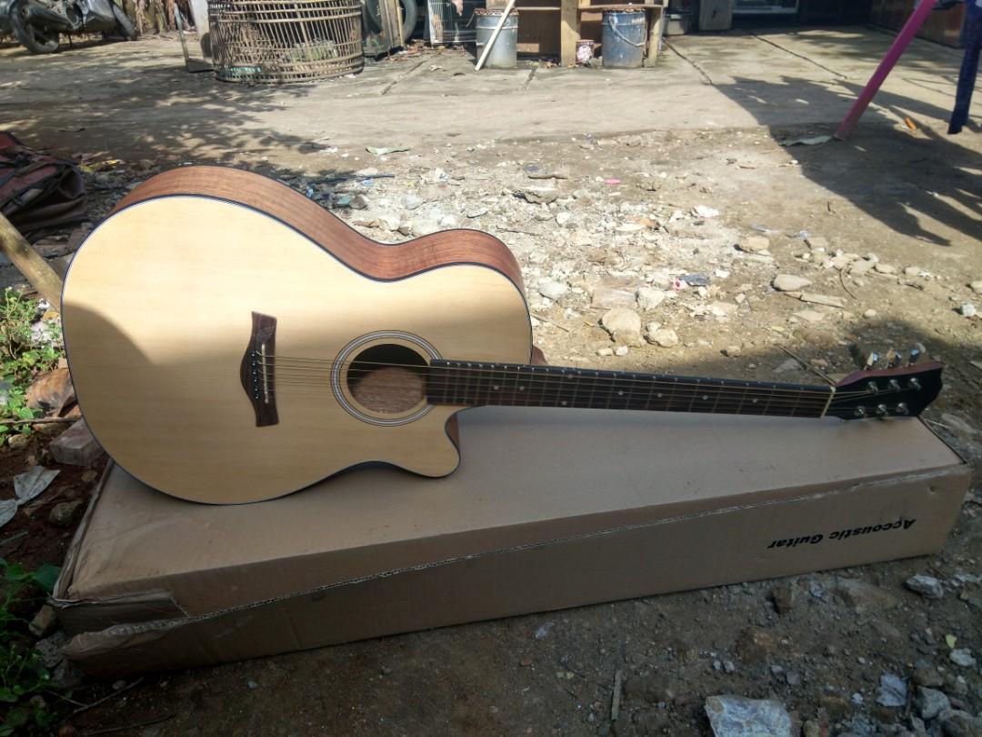 Gitar akustik cowboy original gwc235 NA