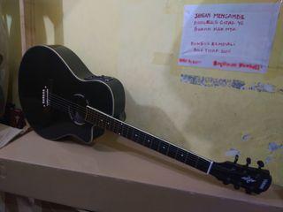 Gitar akustik elektrik apx siprus