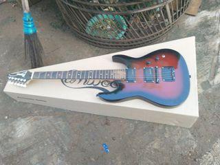 Gitar elektrik string ibanez