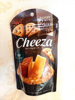 好市多 Glico  Cheeza 煙燻起司脆餅