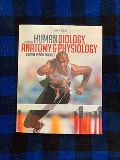 Human biology, anatomy and physiology textbook