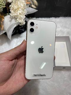 iPhone 11 128GB Dual Sim NANO Bekas Mulus Murah White