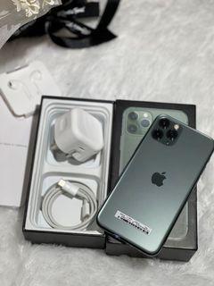iPhone 11 Pro 256GB ZP/A Bekas Mulus Murah Green
