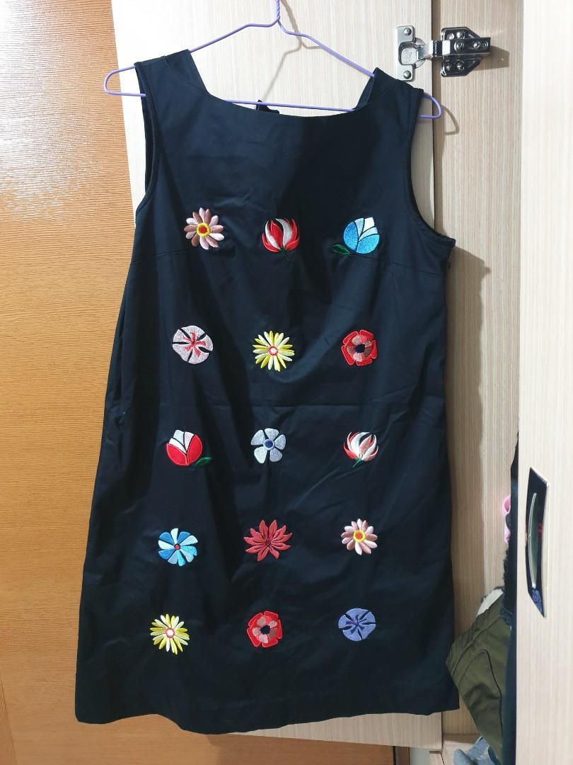IROO專櫃38號無袖洋裝