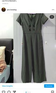 Love and Bravery Jumpsuit