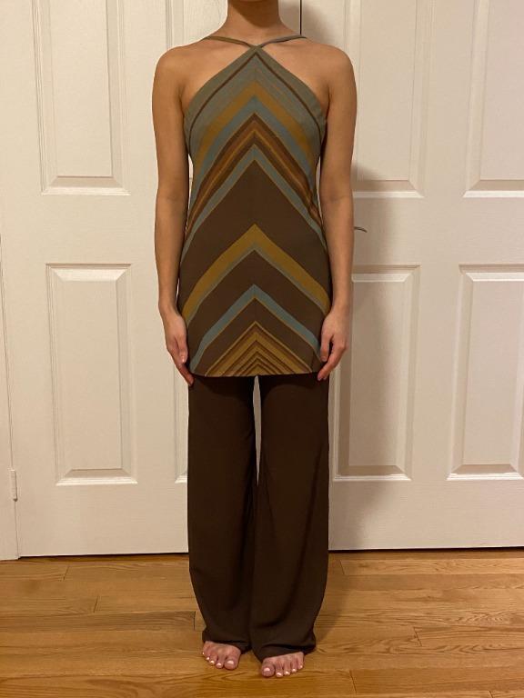 MANGO outfit set