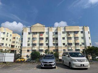 Apartment Mutiara Subang, Shah Alam - For Sale