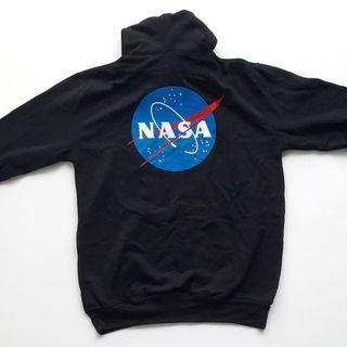Nasa logo hnm hoodie h&m