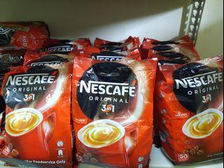 Nescafe 3in1 coffee