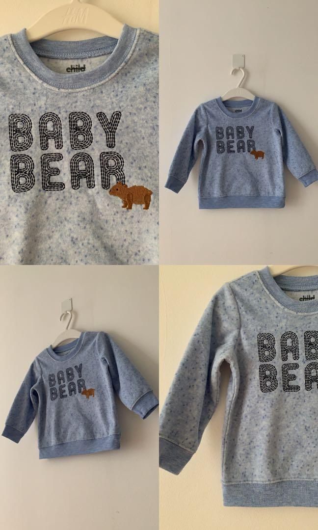 NEW Carters Baby Bear Sweater
