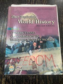 DSE New Exploring World History Theme B
