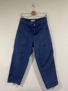 Niko and jeans 牛仔畫家褲 / 靛藍色 / M號