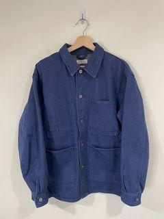 Niko and jeans 牛仔工作外套 / 靛藍色 / M號