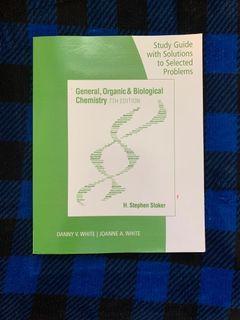 Organic biology chemistry textbook