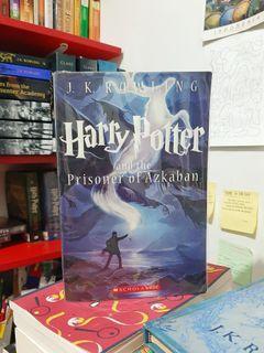 Preloved Novel Import: Harry Potter and the Prisoner of Azkaban PB   YA   Fantasy   buku import