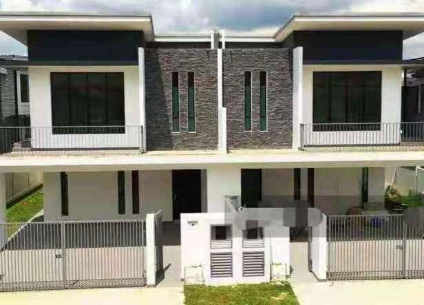 PUCHONG@[Big House Ever !!!] 50x95 Double Storey Superlink Freehold !!!