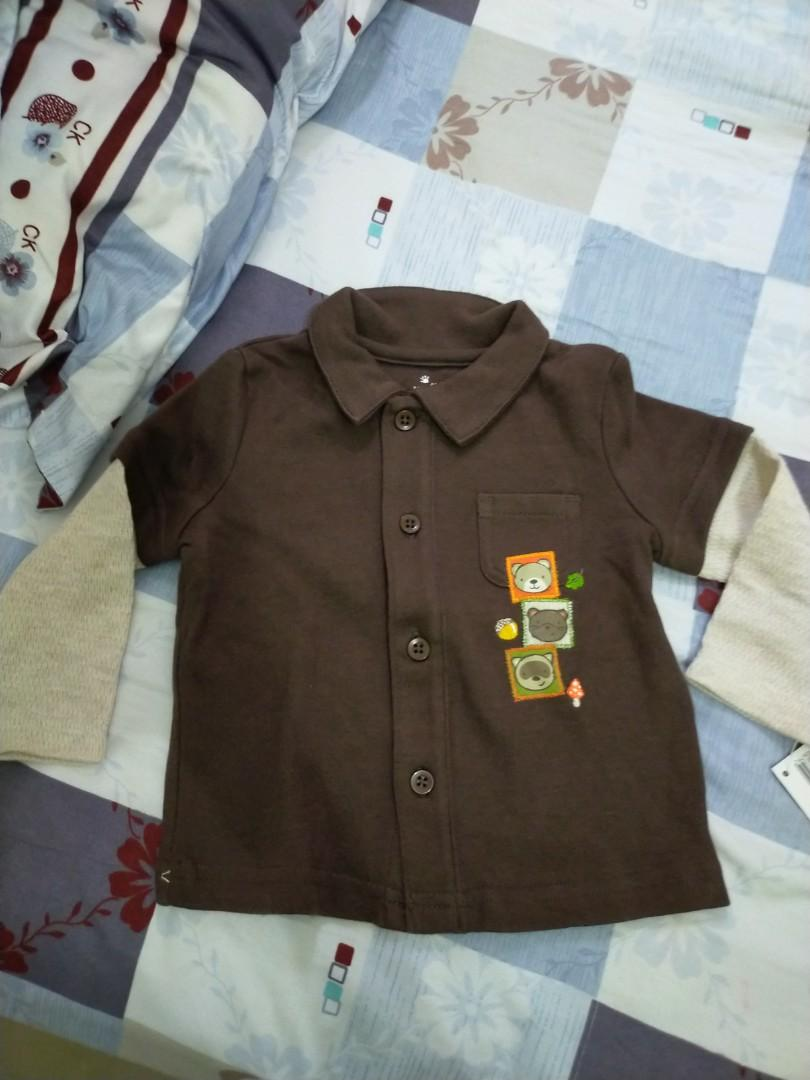 Small wonders shirt