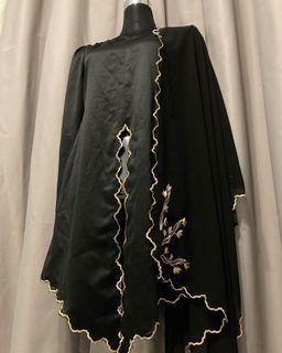 Sulam veil (black classic)