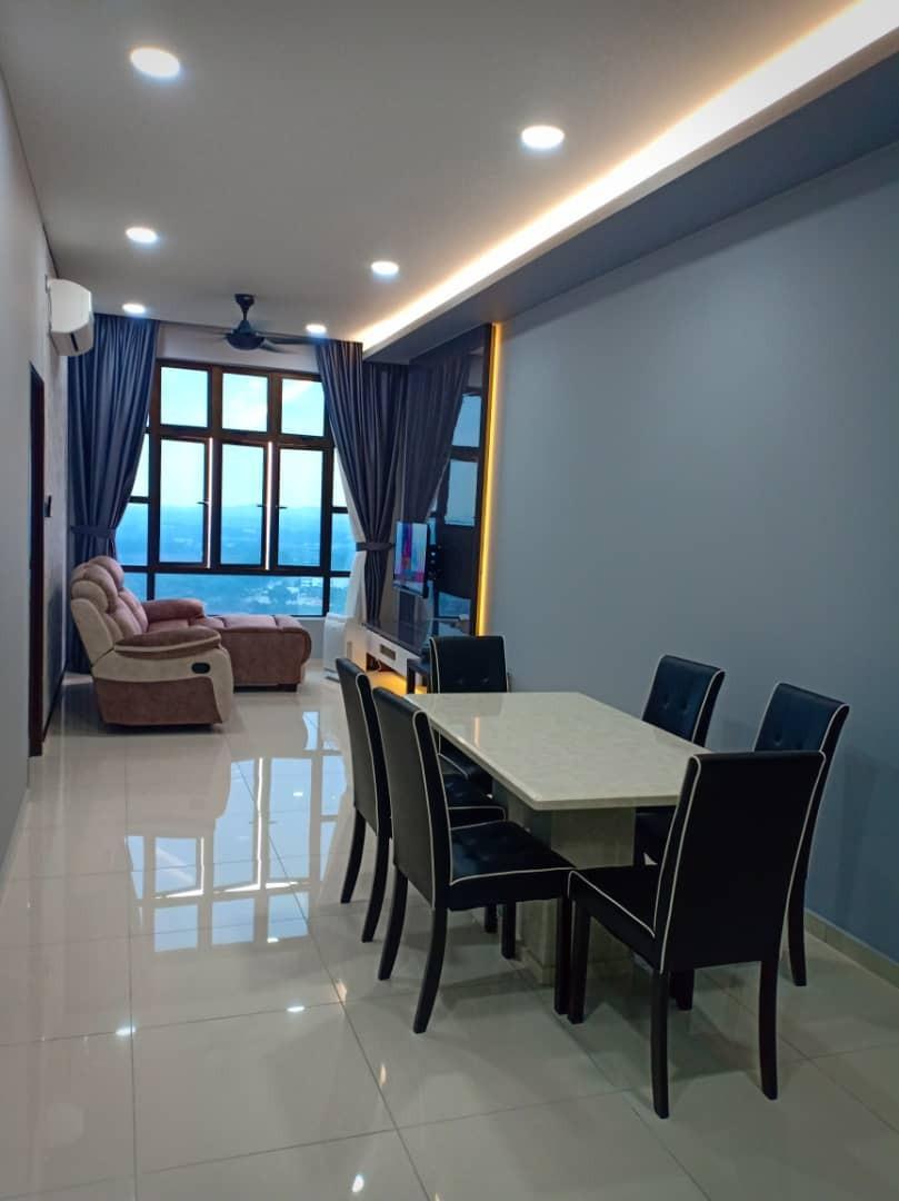Super Super below Market/ Apartment D Summit/ Low Rental/ Kempas/ Setia tropika/ Cozy Apartment