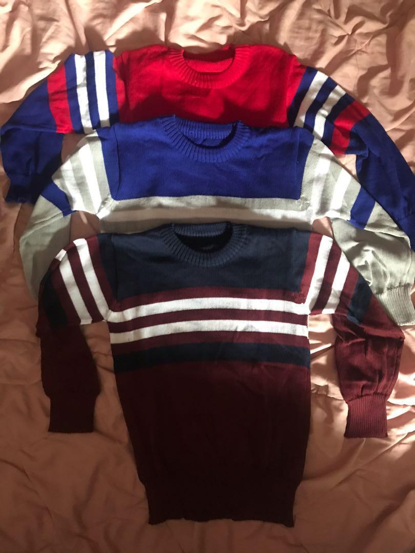 Sweater Rajut NEW