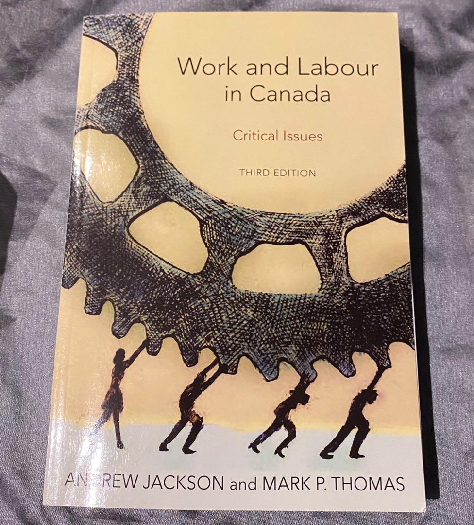 Work and labour in Canada
