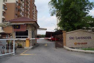 [WTS] Apartment Sri Lavender Kajang Corner Lot