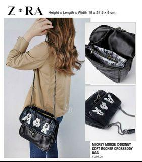 Zara Bag Mickey Mouse