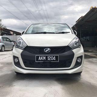 2016 Perodua Myvi 1.5 AV Auto Hatchback