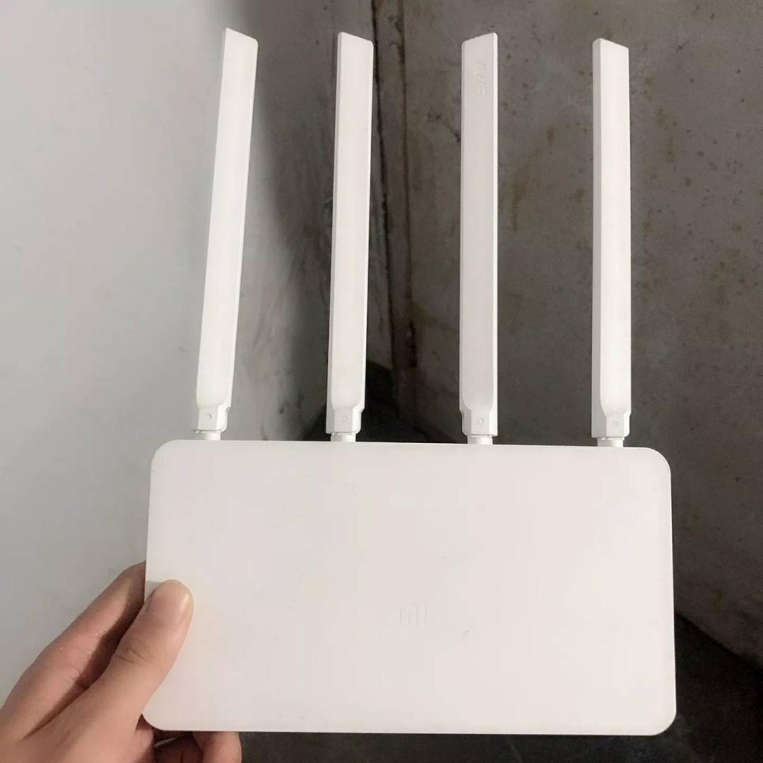 小米路由器4c ✠現貨✠ 分享器 路由器 數據機 網路分享器 四天線 Wifi 小米盒子 小米路由器