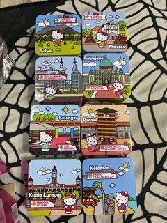7 Eleven Hello Kitty Tins 8 design