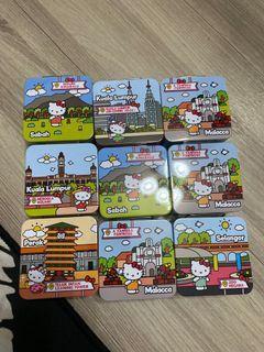 7 Eleven Hello Kitty Tins 9 design