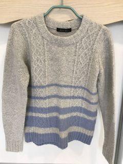 氣質保暖毛衣