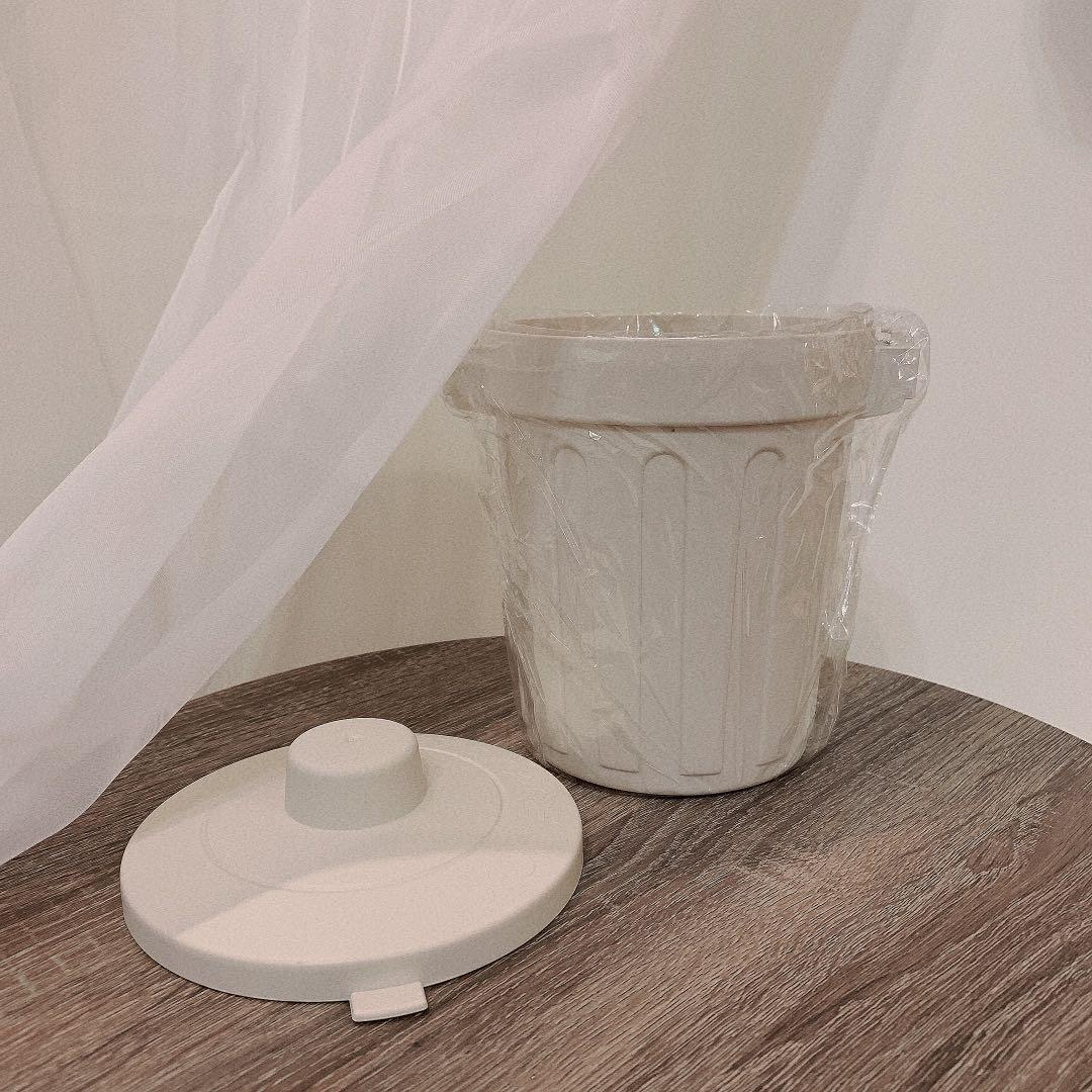 桌上型垃圾桶