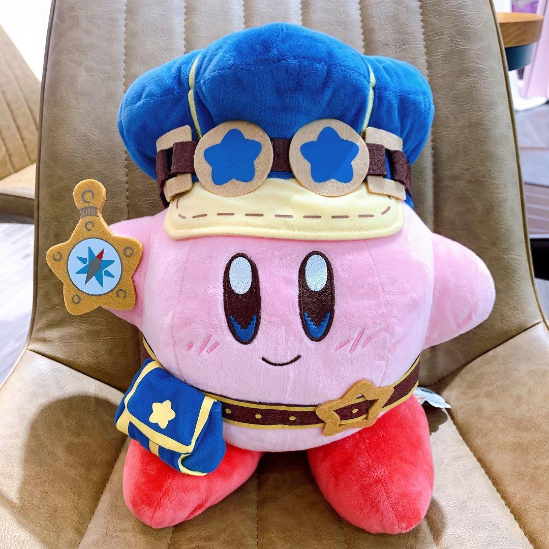 🇯🇵正版授權 卡比之星 夢幻齒輪 星之卡比 齒輪卡比 任天堂 娃娃 玩偶 可愛 現貨