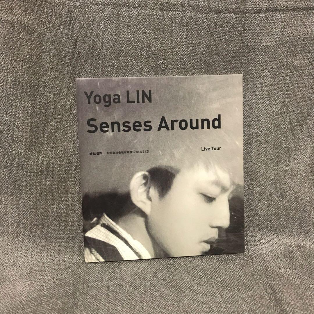 林宥嘉 YOGA LIN Senses Around Live Tour CD