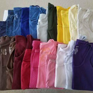 Assorted Tank Tops & Camis