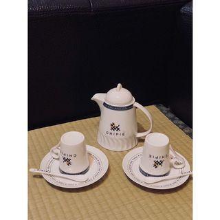CHIPIE PARIS下午茶陶瓷組