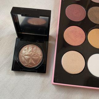 Club Clio Prism Air Sparkling Glitter Shadow in 22 Shiny Brown