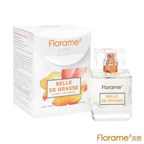 法國天然認證品牌Florame法恩 100% 天然香水 格拉斯皇后 50ml